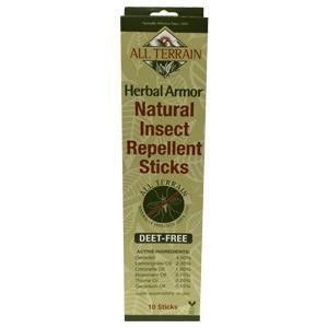 All Terrain Herbal Armor  Sticks  10 Count