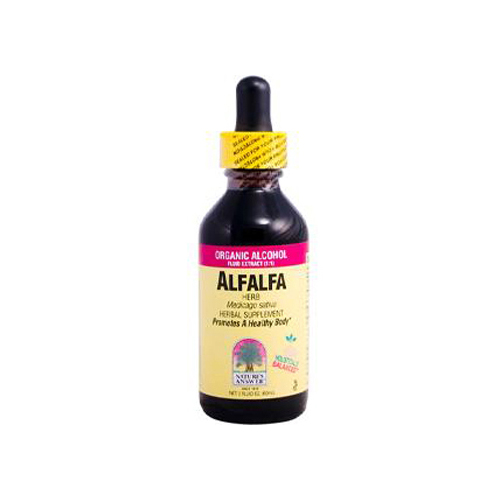Nature's Answer Alfalfa Herb 2 fl Oz