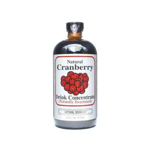 Natural Sources Cranberry Concentrate Drink (16 fl Oz)