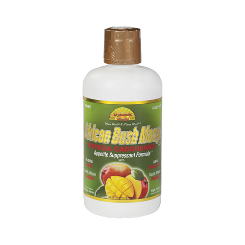 Dynamic Health African Bush Mango Juice Blend (32 fl Oz)