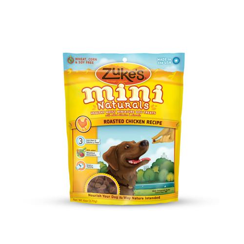 Zuke's Mini Naturals Dog Treats Chicken 16 Oz