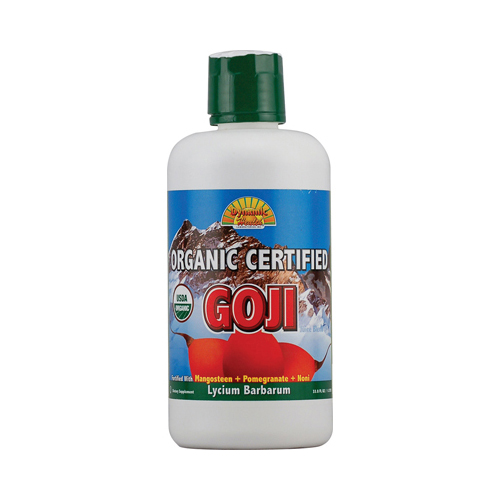 Dynamic Health Organic Certified Goji Juice Blend (33.8 fl Oz)