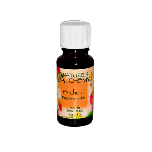 Nature's Alchemy 100% Pure Essential Oil Patchouli (0.5 fl Oz)