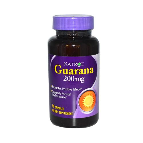 Natrol Guarana 200 mg (90 Capsules)