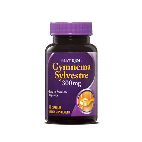 Natrol Gymnema Sylvestre 300 mg (1x30 Capsules)