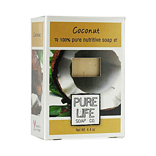 Pure Life Soap Coconut (1x4.4 Oz)