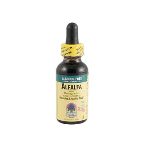 Nature's Answer Alfalfa Herb 1 fl Oz