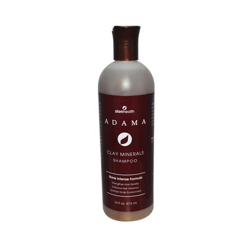 Zion Health Adama Clay Minerals Shampoo (16 fl Oz)