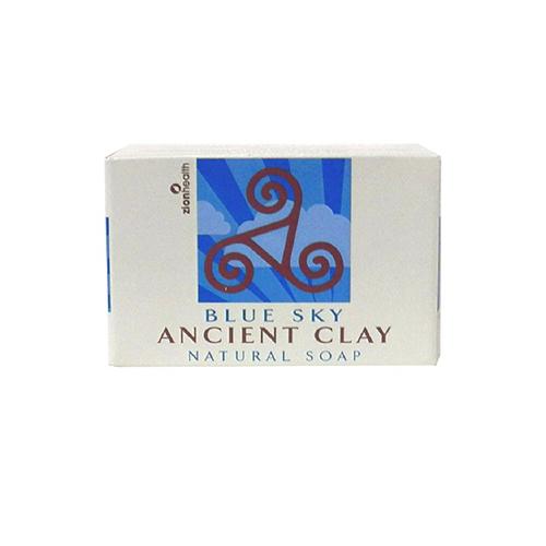 Zion Health Clay Soap Blue Sky 6 Oz