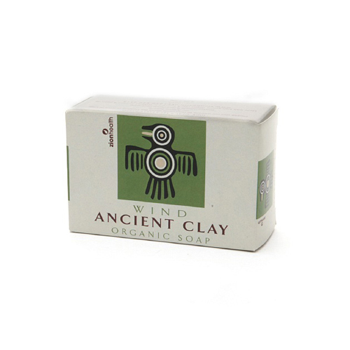 Zion Health Clay Soap Wind 6 Oz