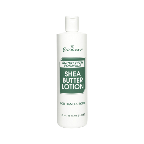 Cococare Shea Butter Super-Rich Formula Lotion (16 fl Oz)