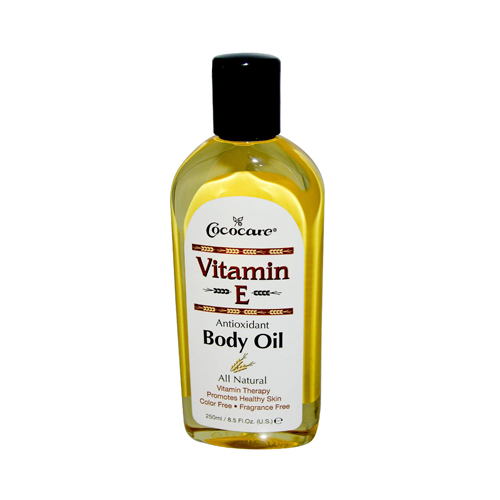 Cococare Vitamin E Antioxidant Body Oil (1x9 fl Oz)