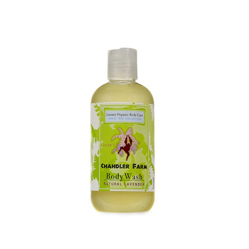 Chandler Farm Linus's Body Wash Natural Lavender (1x8.3 fl Oz)