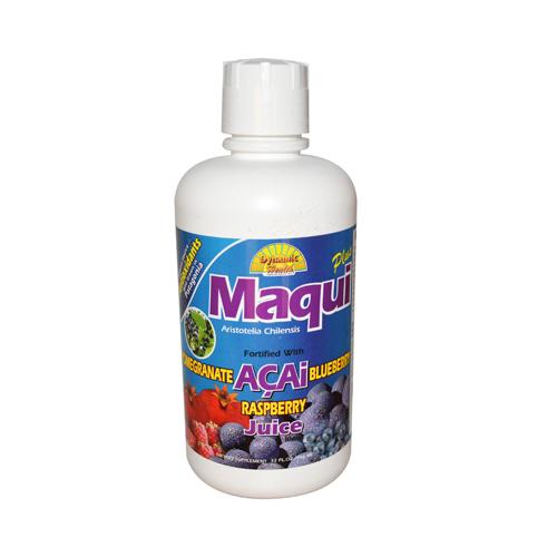 Dynamic Health Maqui Plus Juice Blend (32 fl Oz)