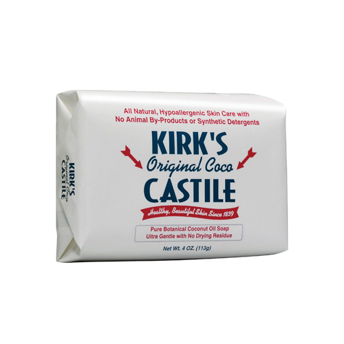 Kirk's Natural Original Castile Soap 4 Oz