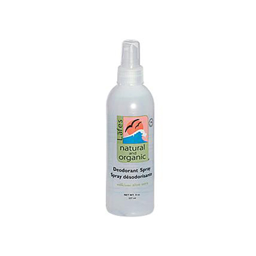 Lafe's Natural and Organic Deodorant Spray (8 fl Oz)