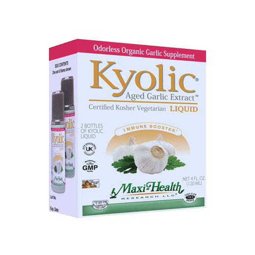 Max Health Maxi Kyolic Liquid 4 Oz