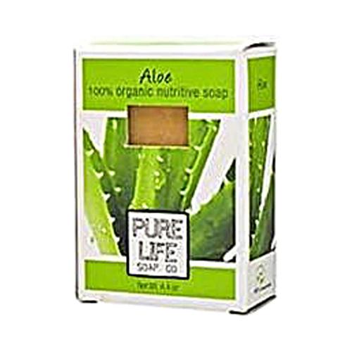 Pure Life Soap Aloe (1x4.4 Oz)