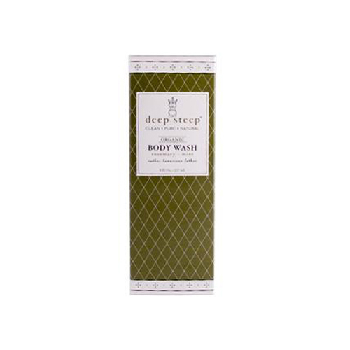 Deep Steep Body Wash Rosemary Mint (1x8.45 fl Oz)