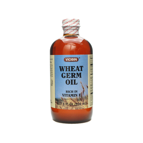 Viobin Wheat Germ Oil (1x8 Oz)