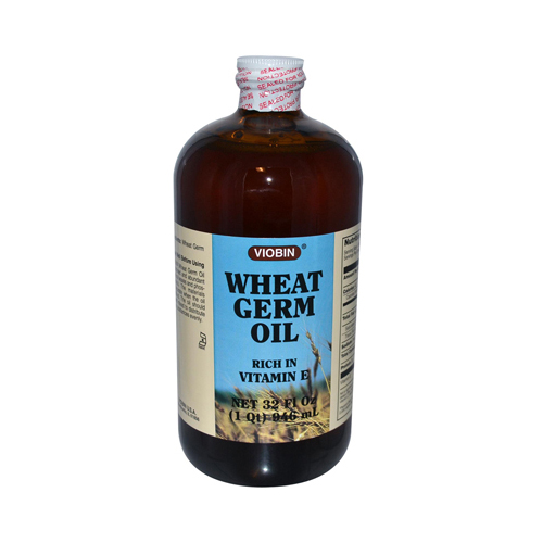 Viobin Wheat Germ Oil Liquid (32 fl Oz)
