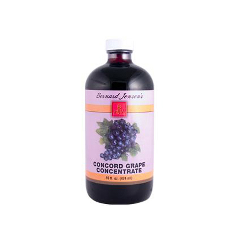 Bernard Jensen Grape Concentrate (16 fl Oz)