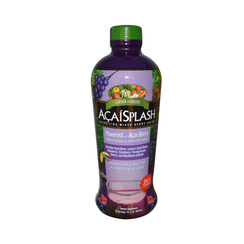 Garden Greens AcaiSplash (30 fl Oz)