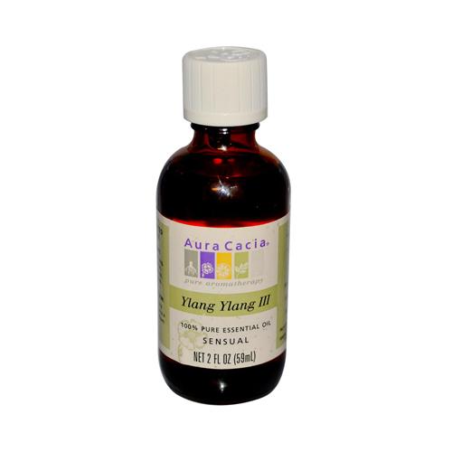 Aura Cacia Essential Oil Ylang Ylang III 2 fl Oz