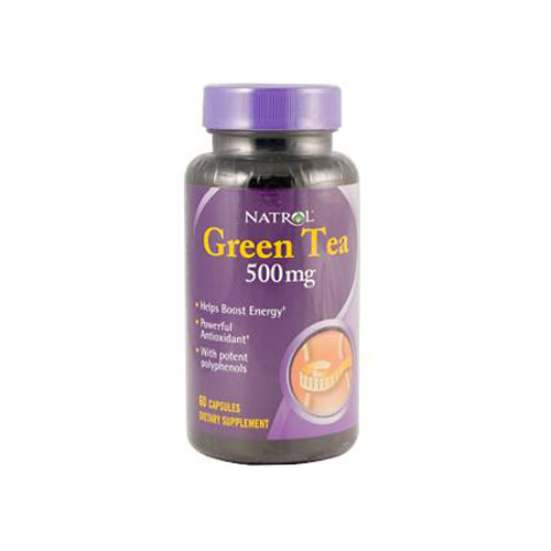 Natrol Green Tea 500 mg (60 Capsules)