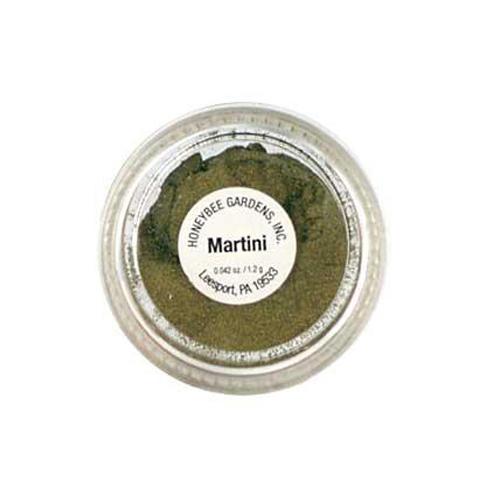 Honeybee Gardens PowderColors Stackable Mineral Color Martini (1x2g)
