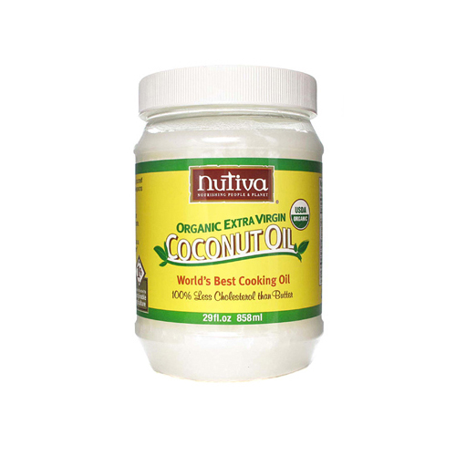 Nutiva Coconut Oil (1x29 Oz)