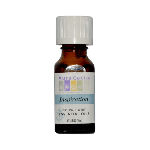 Aura Cacia Pure Essential Oils Inspiration (0.5 fl Oz)