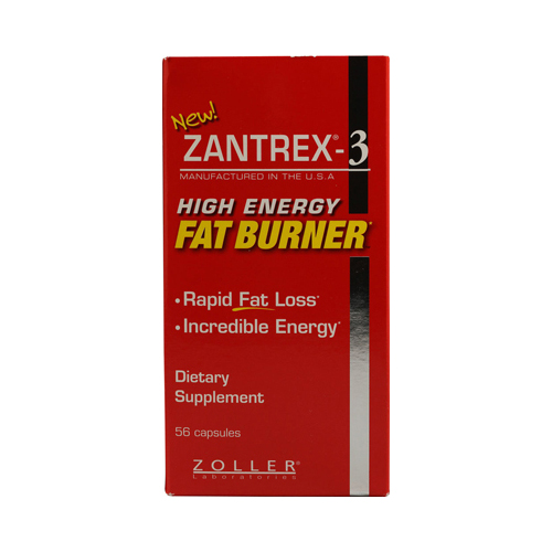 Zantrex-3 Red 56 Capsules
