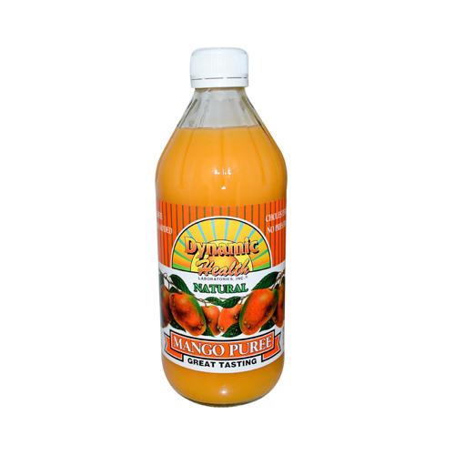 Dynamic Health Mango Puree (16 fl Oz)