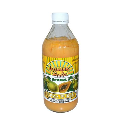 Dynamic Health Papaya Puree (16 fl Oz)
