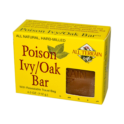 All Terrain Poison Ivy Oak Bar Soap (4 Oz)