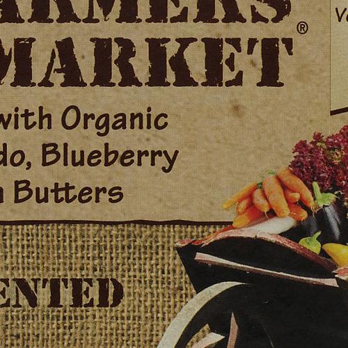 Farmer's Market Bar Soap Unscented (1x5.5 Oz)