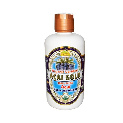 Dynamic Health Organic Acai Gold (32 fl Oz)