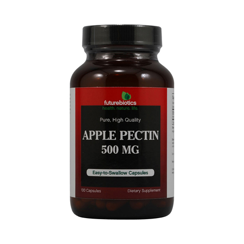 FutureBiotics Apple Pectin 500 mg (100 Capsules)