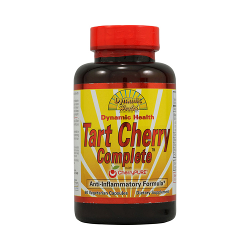 Dynamic Health Tart Cherry Complete with CherryPure (1x60 Veg Capsules)