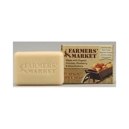 Farmer's Market Natural Bar Soap Pumpkin Spice (1x5.5 Oz)