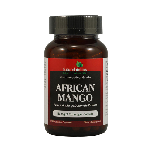 FutureBiotics African Mango 150 mg (1x120 Veg Capsules)