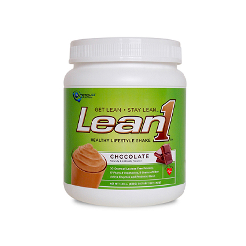 Nutrition53 Lean1 Shake Chocolate (1.3 Lbs)