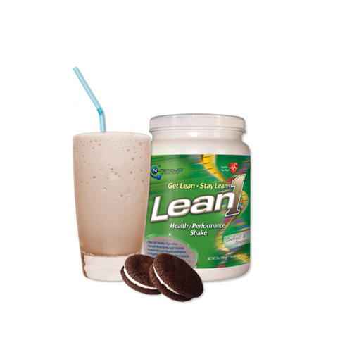 Nutrition53 Lean1 Shake Cookies and Cream (1x1.3 Lbs)