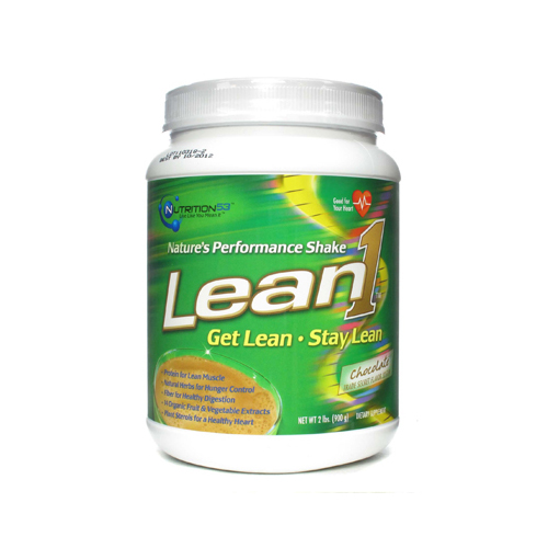 Nutrition53 Lean1 Nature's Performance Shake Chocolate (1x2 Lb)
