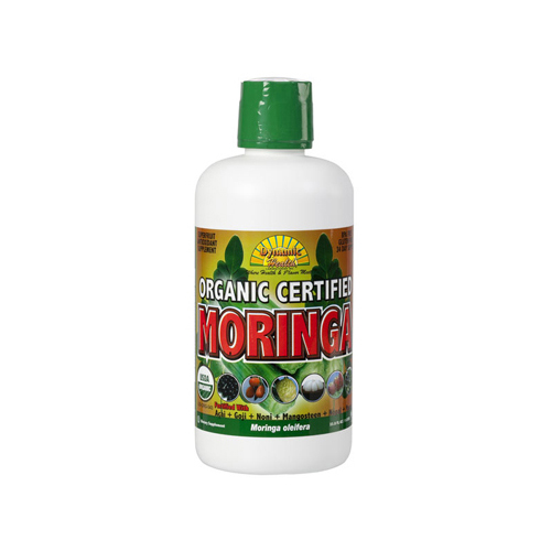 Dynamic Health Juice Organic Moringa (33.8 fl Oz)