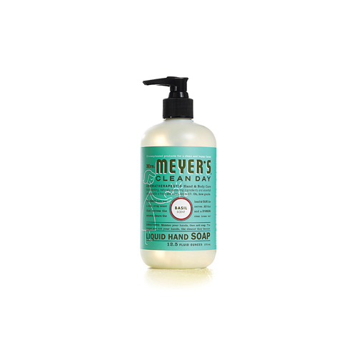 Meyers Basil Liquid Hand Soap (1x12.5 Oz)