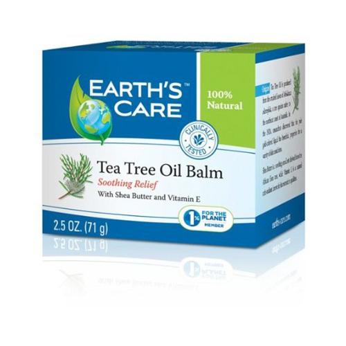Earth's Care Tea Tree Oil Balm (1x2.5 Oz)