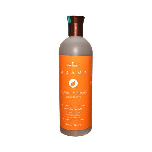 Zion Health Adama Minerals Anti Frizz Shampoo (16 fl Oz)