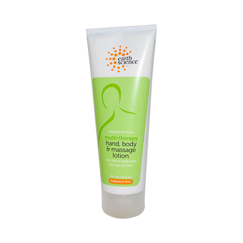 Earth Science Hand Body and Massage Lotion (8 fl Oz)